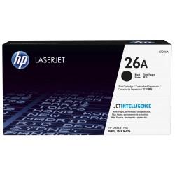 Toner Original HP Laserjet 26A / Noir