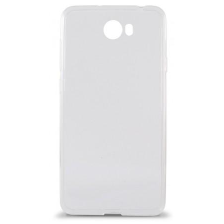 Etui en Silicone KSix Ultrathin Flex pour Huawei Y5II / Y6II