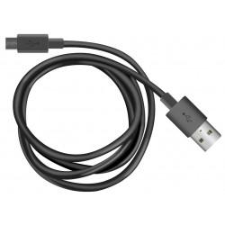 Chargeur Ksix USB vers Micro USB 3M / Noir