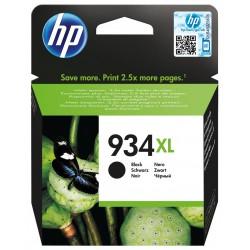 Cartouche HP 934XL grande capacité authentique / Noir