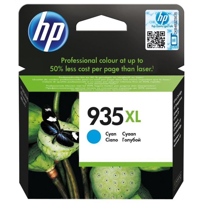 Cartouche HP 935XL grande capacité authentique / Cyan