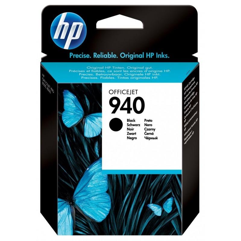 Cartouche authentique HP 940 / Noir