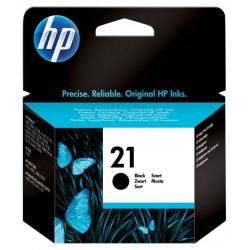 Cartouche d'encre authentique HP 21 / Noir