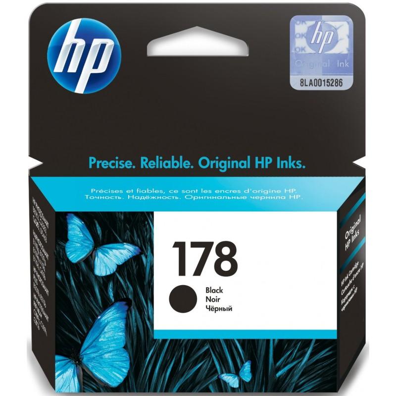 Cartouche d'encre authentique HP 178 / Noir