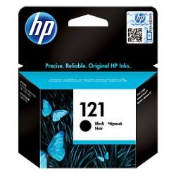 Cartouche d'encre authentique HP 121 / Noir
