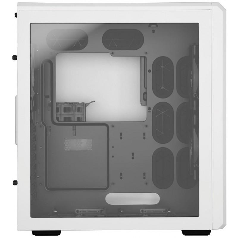 Boitier Gamer Corsair Crystal 570X Avec fenêtre et LED RGB