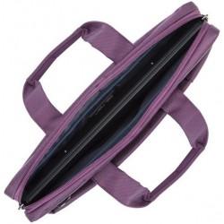 """Sacoche pour PC Portable Rivacase 13.3"""" Violet"""