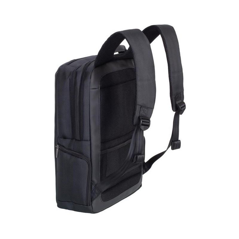 """Sac à dos pour PC Portable Rivacase 8165 / 15.6"""" / Noir"""