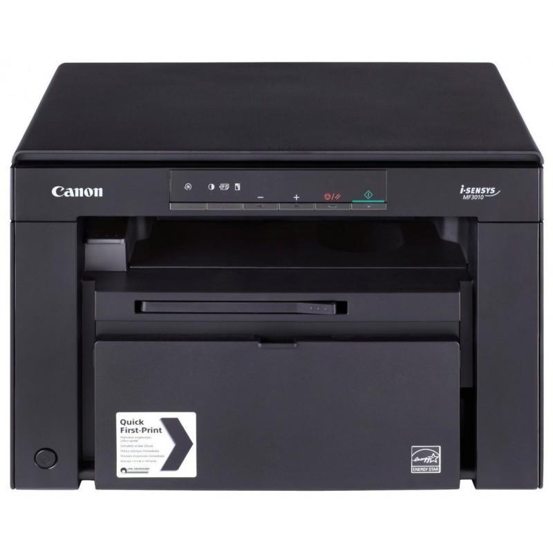 Imprimante multifonction Laser Monochrome Canon i-Sensys MF3010
