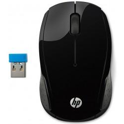 Souris sans fil HP 200 Noir