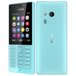 Téléphone Portable Nokia 216 / Double SIM / Bleu