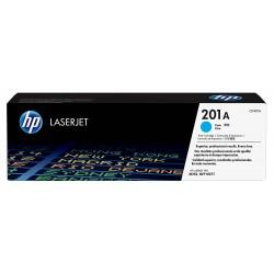 Toner Original HP 201A LaserJet / Cyan