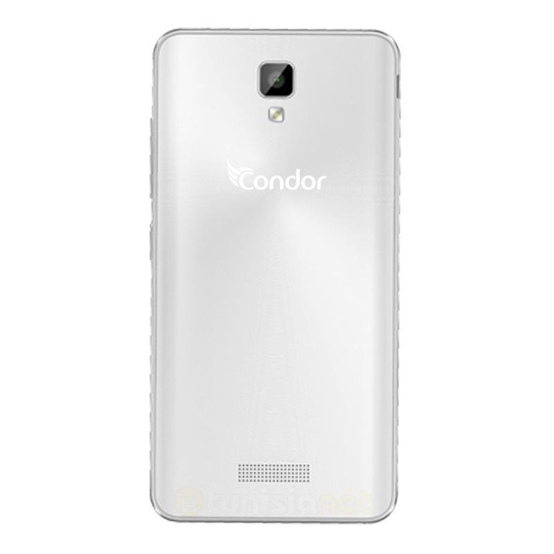 Telephone Portable Condor Plume P8 Lite 4g Double Sim Blanc