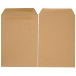 100x Enveloppes Kraft 250 x...