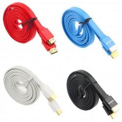 Câble HDMI Plat 5M
