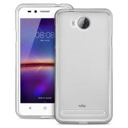 Etui Puro pour Huawei Y3 Pro / Y3 II / Transparent