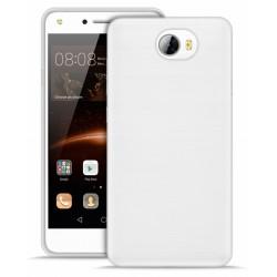 Etui Puro pour Huawei Y5 Pro / Y5 II / Transparent