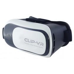 Casque Réalité Virtuelle Cliptec CLIP_VR / Blanc