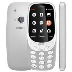 Téléphone Portable Nokia 3310 / Double SIM / Gris