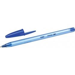 Stylo à bille BIC Cristal Soft 1.2mm / Bleu
