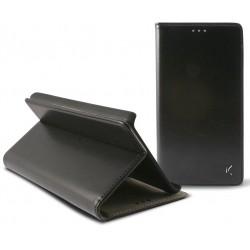 Housse Flip Cover Ksix Pour iPhone 7 / Noir