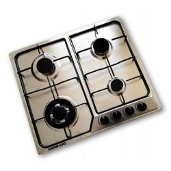 Plaque de cuisson 4 feux Général Gold / Inox