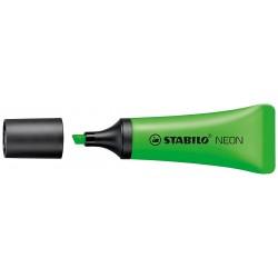 Surligneur STABILO NEON / Vert Fluo