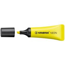 Surligneur STABILO NEON / Jaune Fluo