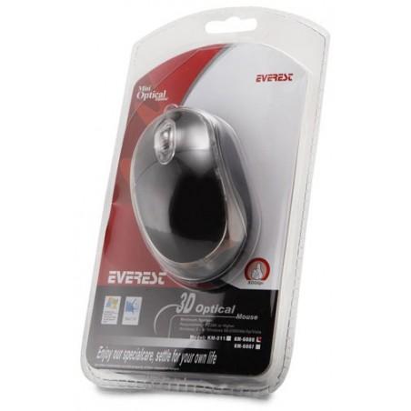 Souris USB Everest Simple avec LED