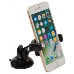 Support Addison Pour Téléphone Portable Noir & Gris