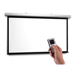 Ecran de projection Murale Everest Automatique avec Télécommande 180 x 180