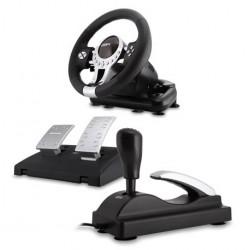 Volant pour Jeux USB Snopy V5H Pro métallique Avec Boite Vitesse