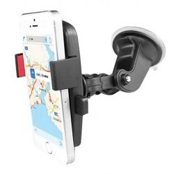 Support de Voiture Ajustable S-Link SL-AT02 Pour Téléphone Portable Noir