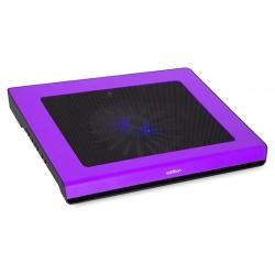 """Refroidisseur USB Addison ANC-42 Pour PC Portable 15.6"""" / Violet"""