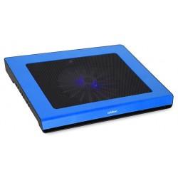 """Refroidisseur USB Addison ANC-42 Pour PC Portable 15.6"""" / Bleu"""