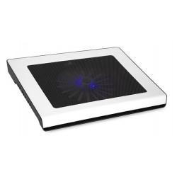 """Refroidisseur USB Addison ANC-42 Pour PC Portable 15.6"""" / Blanc"""