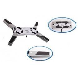 """Refroidisseur S-link SLX-21D Pliable Pour PC Portable 12""""-15.4"""""""