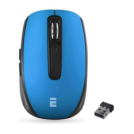Souris Sans Fil Everest Mavi 6D / 1600 DPI / Bleu
