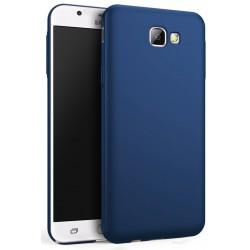 Etui de Protection S-link Matte Bleu Pour Samsung Galaxy J7 2017