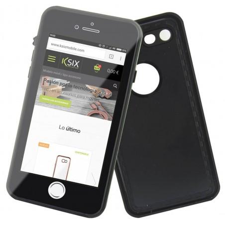 Etui Ksix Aqua Case Waterproof pour iPhone 7
