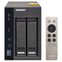 Serveur NAS 2 Baies QNAP TS-253A-4G / 16To
