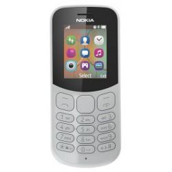 Téléphone Portable Nokia 130 / Double SIM / Gris