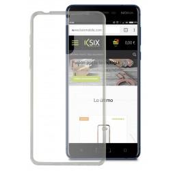 Etui TPU Ksix Flex Cover pour Nokia 5