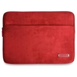 """Housse Port Designs Milano pour Pc Portable 11""""/12"""" / Rouge"""