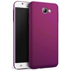 Etui de Protection S-link Matte Rose Pour Samsung Galaxy J7 Prime