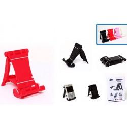 Support Everest Pour Téléphone Portable / Rouge
