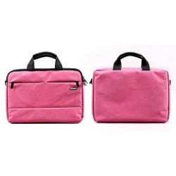 "Sacoche Remax Carry 303 pour Pc Portable 13""14"" / Rose"