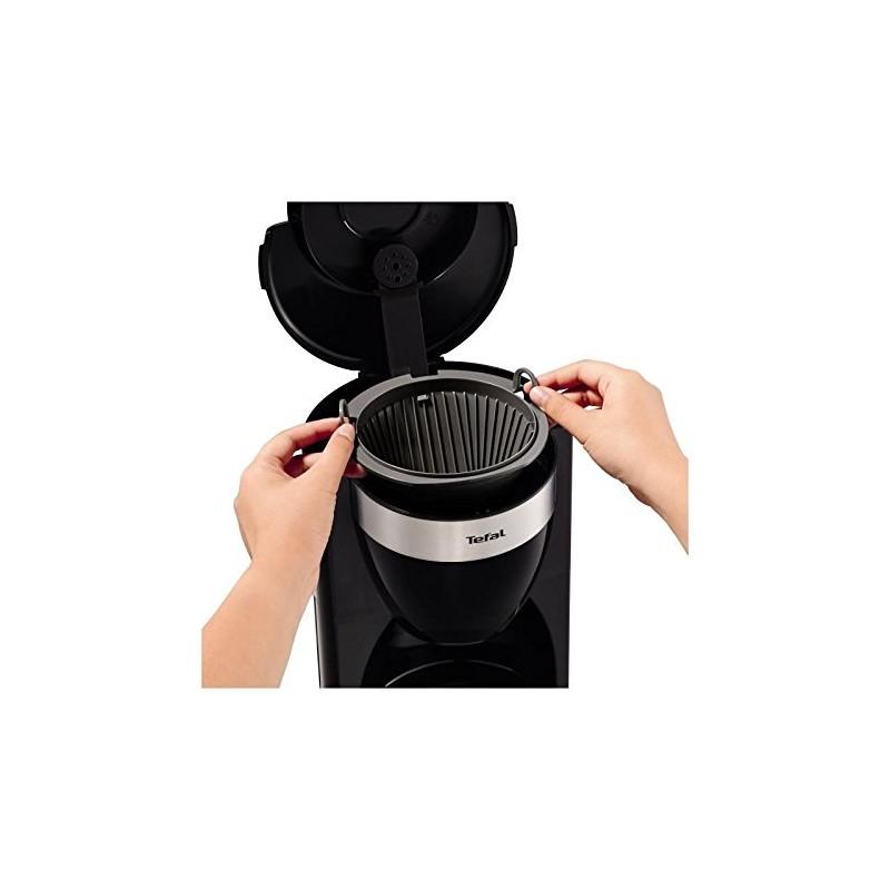 cafetière Tefal Delfini plus Noir