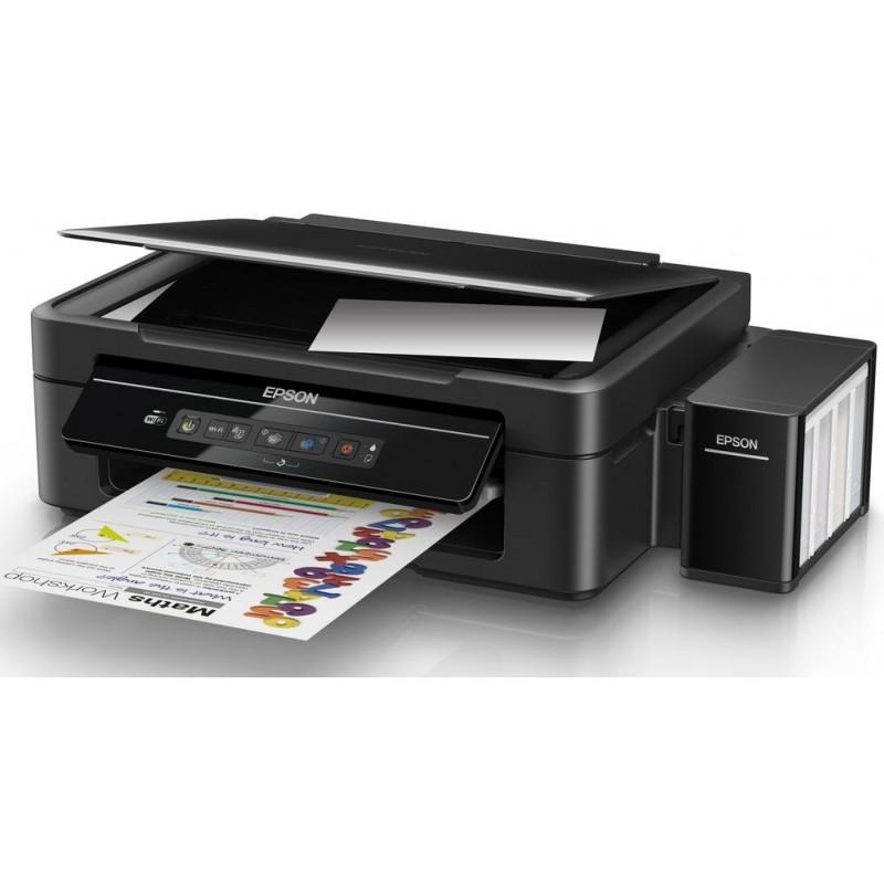 imprimante multifonction couleur 3en1 r servoir int gr epson l386 wifi garantie 3 ans