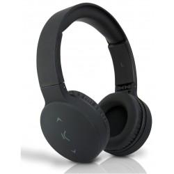 Casque Bluetooth KSix BXAUPBT01 / Noir